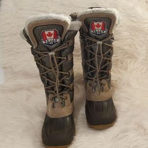 Pajar Snow Boots, Size 7